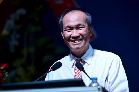 Ong Duong Cong Minh: 'Toi lam quan khong duoc moi di lam giau' hinh anh 1