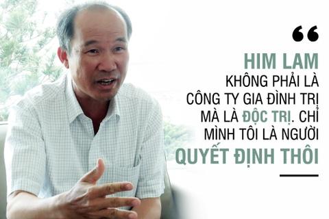Ong Duong Cong Minh: 'Toi lam quan khong duoc moi di lam giau' hinh anh 2