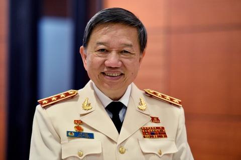 'Bo Cong an dat muc tieu giam 3.000 gia dinh co nguoi di tu moi nam' hinh anh