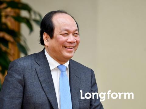 Bo truong Mai Tien Dung: 'De but pha thi luon phai tao ap luc moi' hinh anh