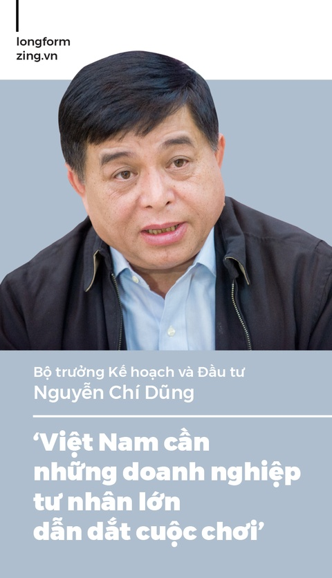 Bo truong KH&DT: Tao san choi lon cho doanh nghiep lon hinh anh 1