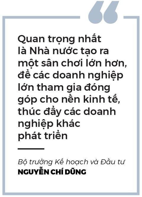 Bo truong KH&DT: Tao san choi lon cho doanh nghiep lon hinh anh 4