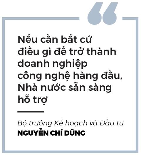 Bo truong KH&DT: Tao san choi lon cho doanh nghiep lon hinh anh 7