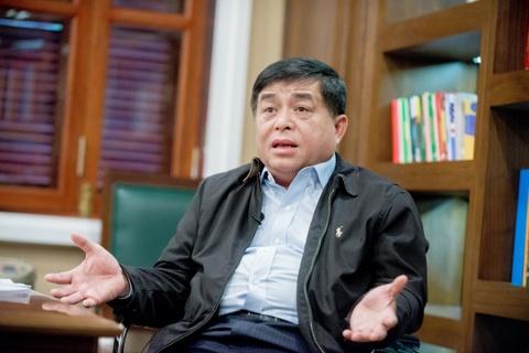 Bo truong Nguyen Chi Dung noi ve viec phat trien doanh nghiep tu nhan hinh anh