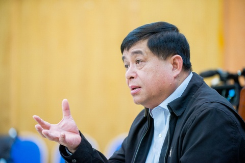 Bo truong KH&DT: Tao san choi lon cho doanh nghiep lon hinh anh