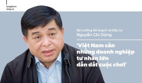 Bo truong KH&DT: Tao san choi lon cho doanh nghiep lon hinh anh 2
