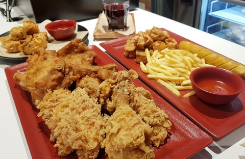 Dai gia Thai ban do an nhanh canh tranh voi KFC, Lotteria o Viet Nam hinh anh 1