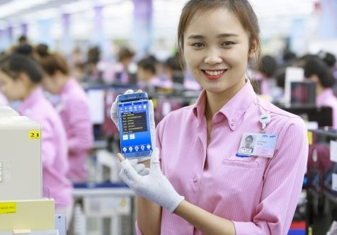 Samsung, LG Viet Nam anh huong ra sao boi dich Covid-19? hinh anh
