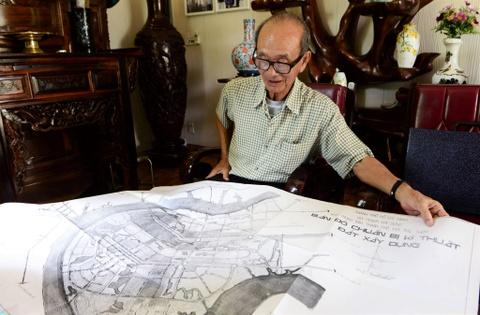 Nguyen chu tich TP.HCM: 'Dong tien lam bien dang quy hoach Thu Thiem' hinh anh 3