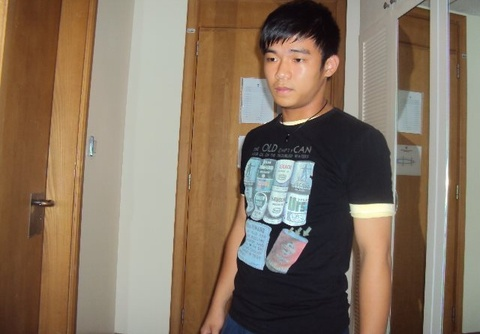 Chu tich CLB Da Nang: Thai Sung phai trach minh truoc hinh anh