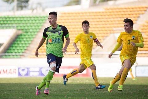 Bong da Lao muon nhap tich cho cuu tien dao U19 Viet Nam hinh anh
