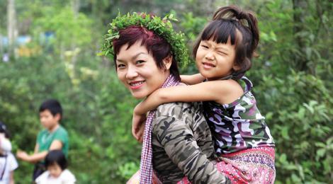 Thai Thuy Linh: 'Ta Bich Loan da cham ngoi trong 60 phut mo' hinh anh