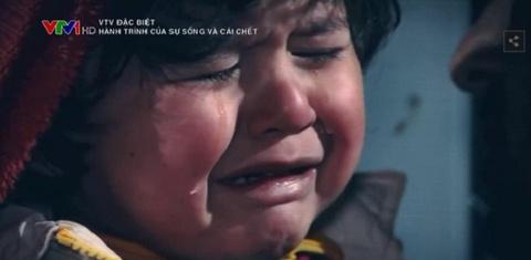 Hinh anh nhung em be Syria duoc de cu VTV Awards 2016 hinh anh