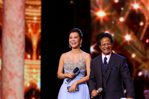 MC Nguyen Cao Ky Duyen 'muon lam vo 5 cua Che Linh' hinh anh 3