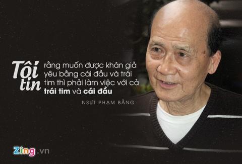 Khan gia se nho mai ve NSUT Pham Bang voi nhung dieu gian di hinh anh