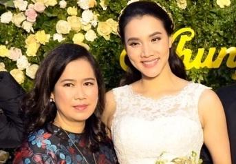 Trang Nhung: 'Me chong toi dep, quyen luc va tinh tuong' hinh anh