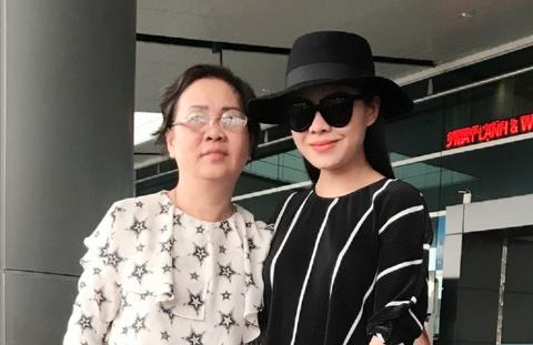 Giang Hong Ngoc: Bo lam tai xe, me la 've si rieng' cua toi hinh anh