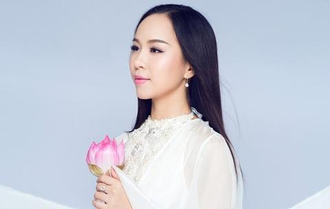 Sao mai Hong Duyen pha nhac jazz vao dan ca quan ho Bac Ninh hinh anh