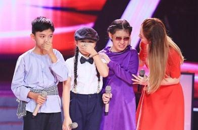 'Nhieu game show nhi Viet dang lay nuoc mat tre con de cau rating' hinh anh