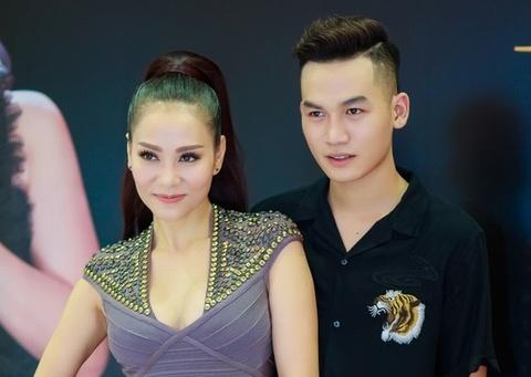 Ali Hoang Duong hua se khong phan boi 'su phu' Thu Minh hinh anh