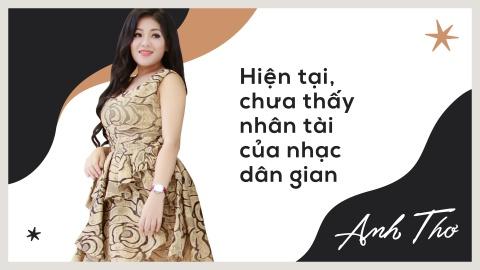 Anh Tho: 'Toi khong hat dam cuoi nhung tien tieu chang het' hinh anh 1