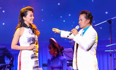 MC Ky Duyen: 'Che Linh tre vi hay choc cuoi moi nguoi nhu tre con' hinh anh