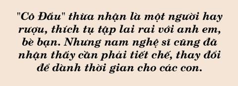 Nghe si Cong Ly: 'Toi hay ruou that nhung khong danh dap vo con' hinh anh 3