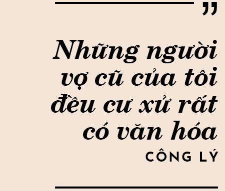 Nghe si Cong Ly: 'Toi hay ruou that nhung khong danh dap vo con' hinh anh 6