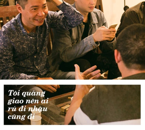Nghe si Cong Ly: 'Toi hay ruou that nhung khong danh dap vo con' hinh anh 10