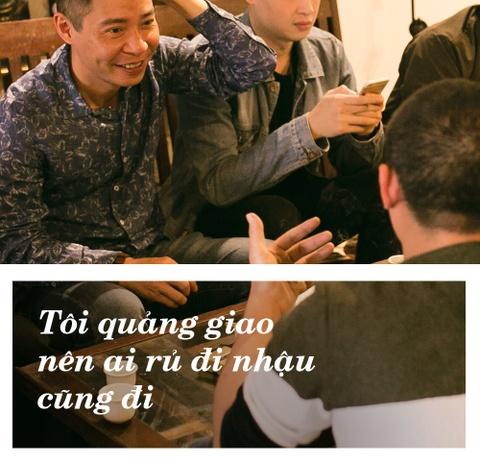 Nghe si Cong Ly: 'Toi hay ruou that nhung khong danh dap vo con' hinh anh 9