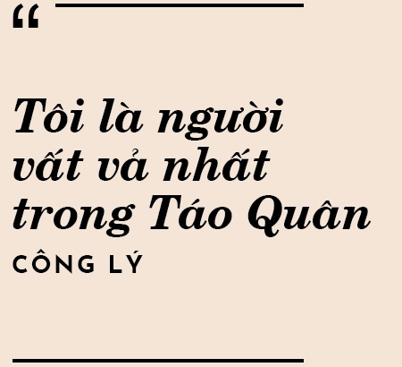 Nghe si Cong Ly: 'Toi hay ruou that nhung khong danh dap vo con' hinh anh 16