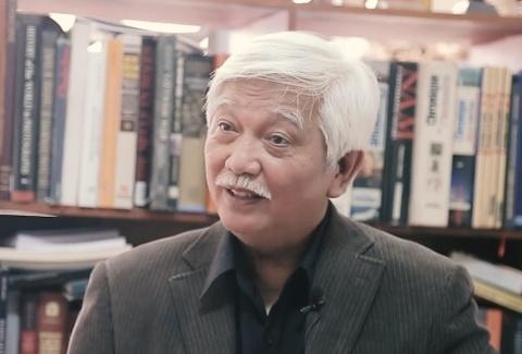 Ong Duong Trung Quoc: 'Voi toi, viec doc sach nhu mot thu vui' hinh anh