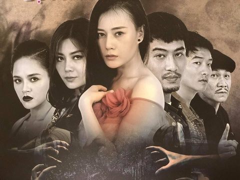 Phim 'Quynh bup be' tam dung len song VTV hinh anh