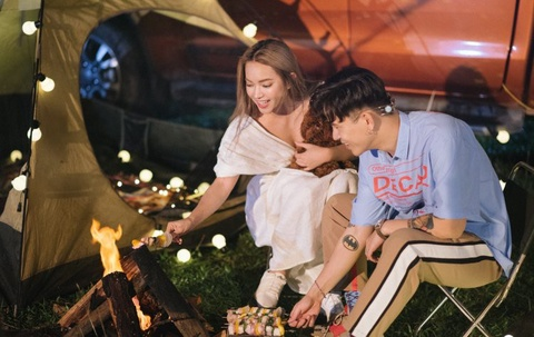 MV co Chau Bui va ban trai Decao cua Da LAB duoc khen 'dep, dang yeu' hinh anh
