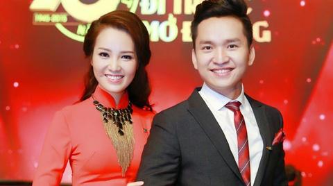 MC Hanh Phuc: 'Ngo Kien Huy doat giai, 4 BTV cua VTV doan ket hon' hinh anh