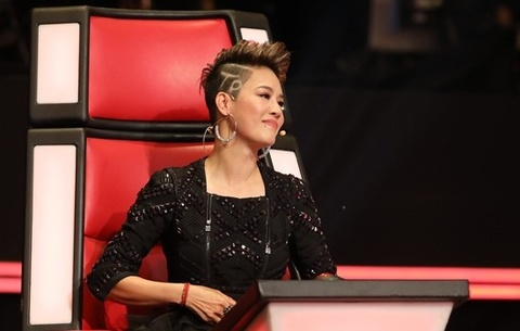 the voice viet hinh anh