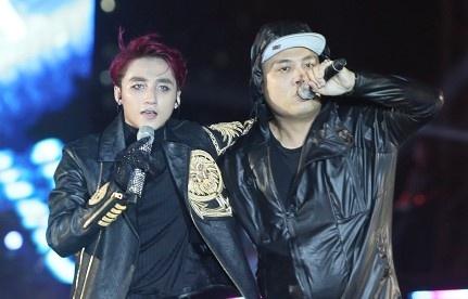 Rapper LK: 'Nhac rap dang xoa di dinh kien khong tot cua nhieu nguoi' hinh anh