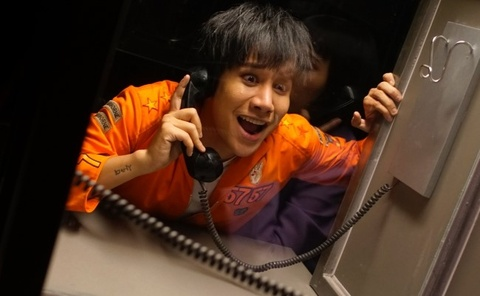 MV 'Yeu em dai kho': Su vua van cua Lou Hoang voi ban tay OnlyC hinh anh