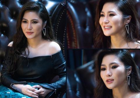 Huong Tram: 'Chu Hoai Linh dua mot vien thuoc ngu, toi khong dam uong' hinh anh 5