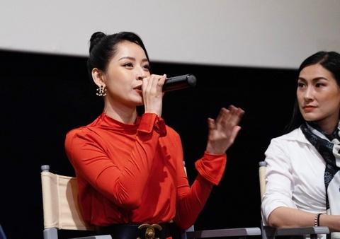 Chi Pu: 'Toi dien xuat tot hon nho Kathy Uyen' hinh anh