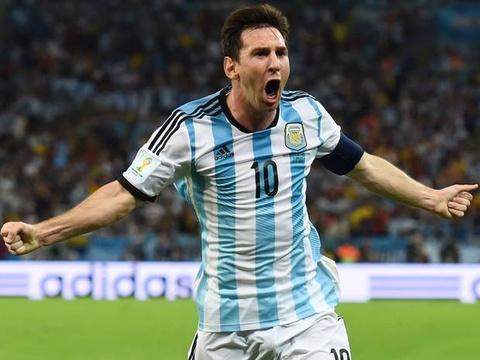Dung doi hoi nhieu, hay thuong thuc Messi choi bong hinh anh