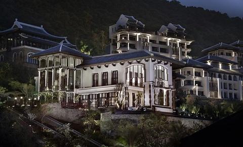 Resort o Da Nang dat giai Khu nghi sang trong nhat chau A hinh anh