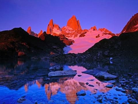 Chiem nguong ve dep hung vi cua Vuon quoc gia Los Glaciares hinh anh