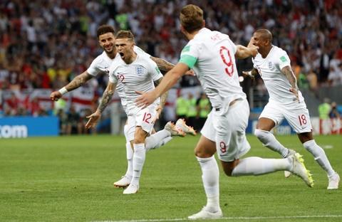 Nguoc dong ha Anh, Croatia lan dau vao chung ket World Cup hinh anh 1