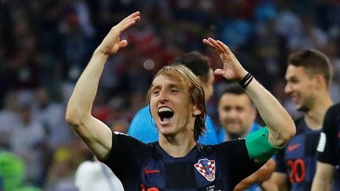 Croatia vao ban ket sau khi thang Nga 4-3 trong loat sut luan luu 11 m hinh anh