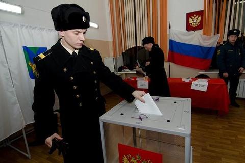 Nuoc Nga 11 mui gio buoc vao ngay bau cu, TT Putin tren da thang lon hinh anh 7