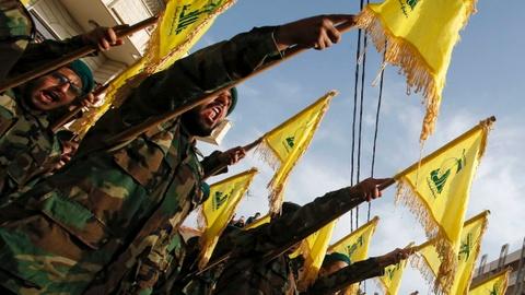 Cuoc chien that su tai Syria: Israel doi dau Iran hinh anh 2