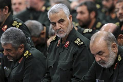 Cuoc chien that su tai Syria: Israel doi dau Iran hinh anh 3