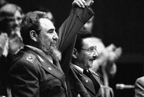 Sau thap ky anh em Fidel Castro cung lanh dao Cuba hinh anh
