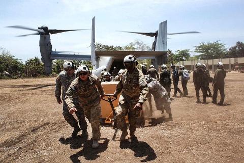 8.000 binh si My - Philippines khoi dong tap tran 'Vai ke vai' hinh anh